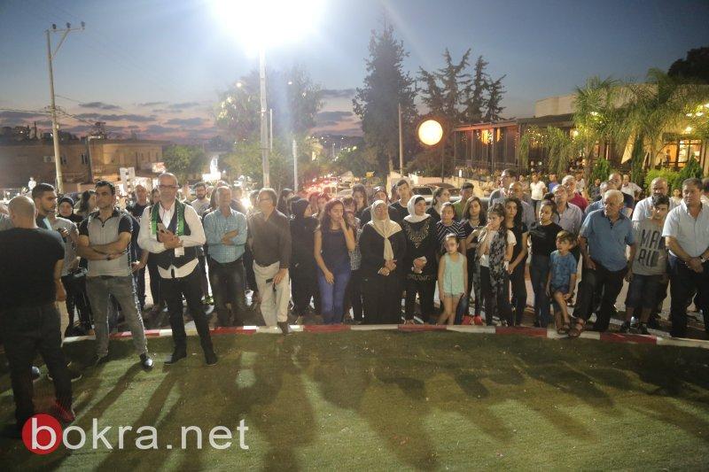 شفاعمرو: المئات يشاركون بإحياء الذكرى ال12 لمجزرة شفاعمرو