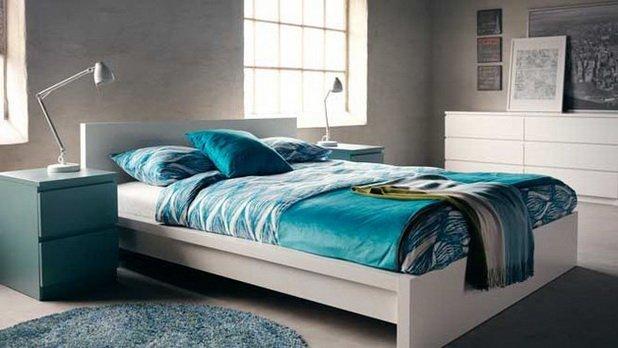 أفضل الألوان الرائعة لتصميم غرف النوم