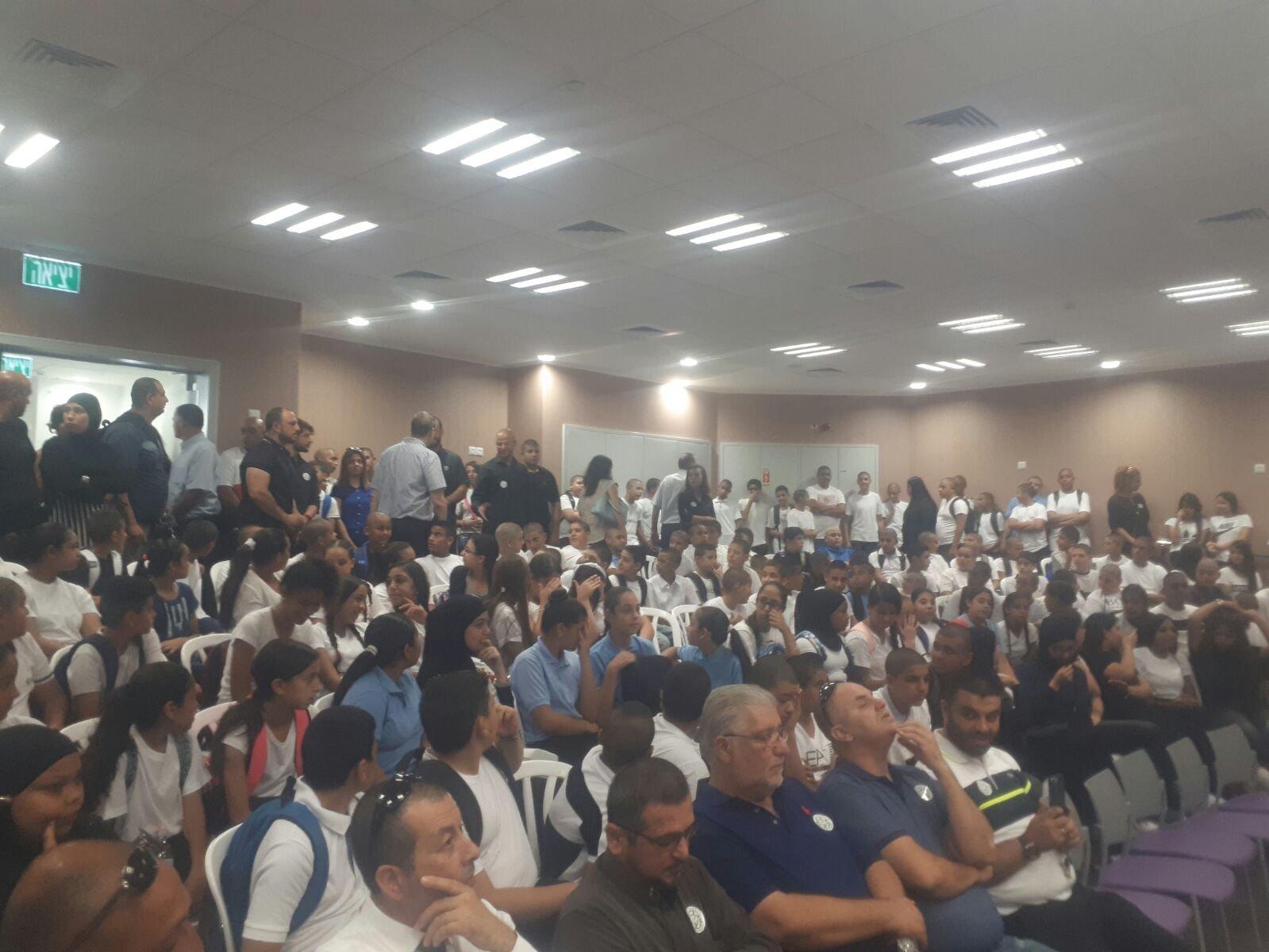 افتتاح مدرسة ثانوية جديدة في يافا تحمل اسم مستقبل يافا الثانوية