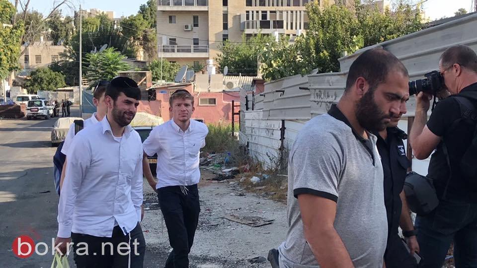 القدس: اخلاء عائلة شماسنة من منزلها لصالح الجمعيات الاستيطانية