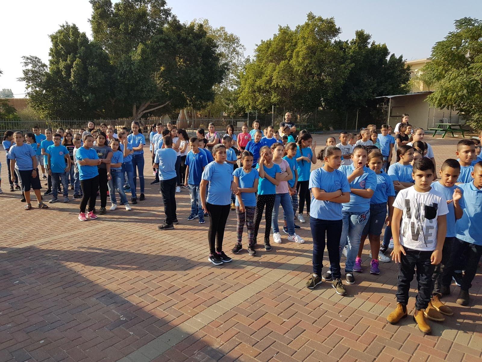 افتتاح السنة الدراسية في طوبا الزنغرية