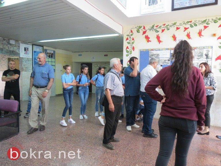 رئيس بلدية عرابة حول قضية الاكتظاظ بالمدرسة الشاملة: أطالب الأهالي بالتروي