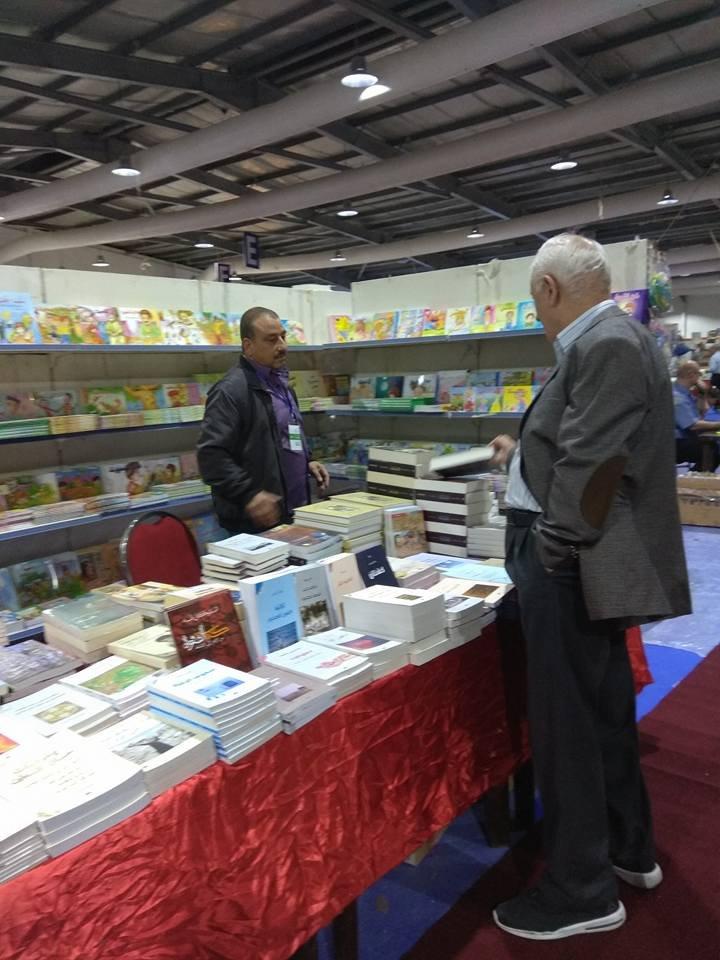 عمّان : الافتتاح الرسمي لمعرض عمان الدولي للكتاب بحضور وزير الثقافة الأردني وجناح خاص لمكتبة ودار النشر كل شيء