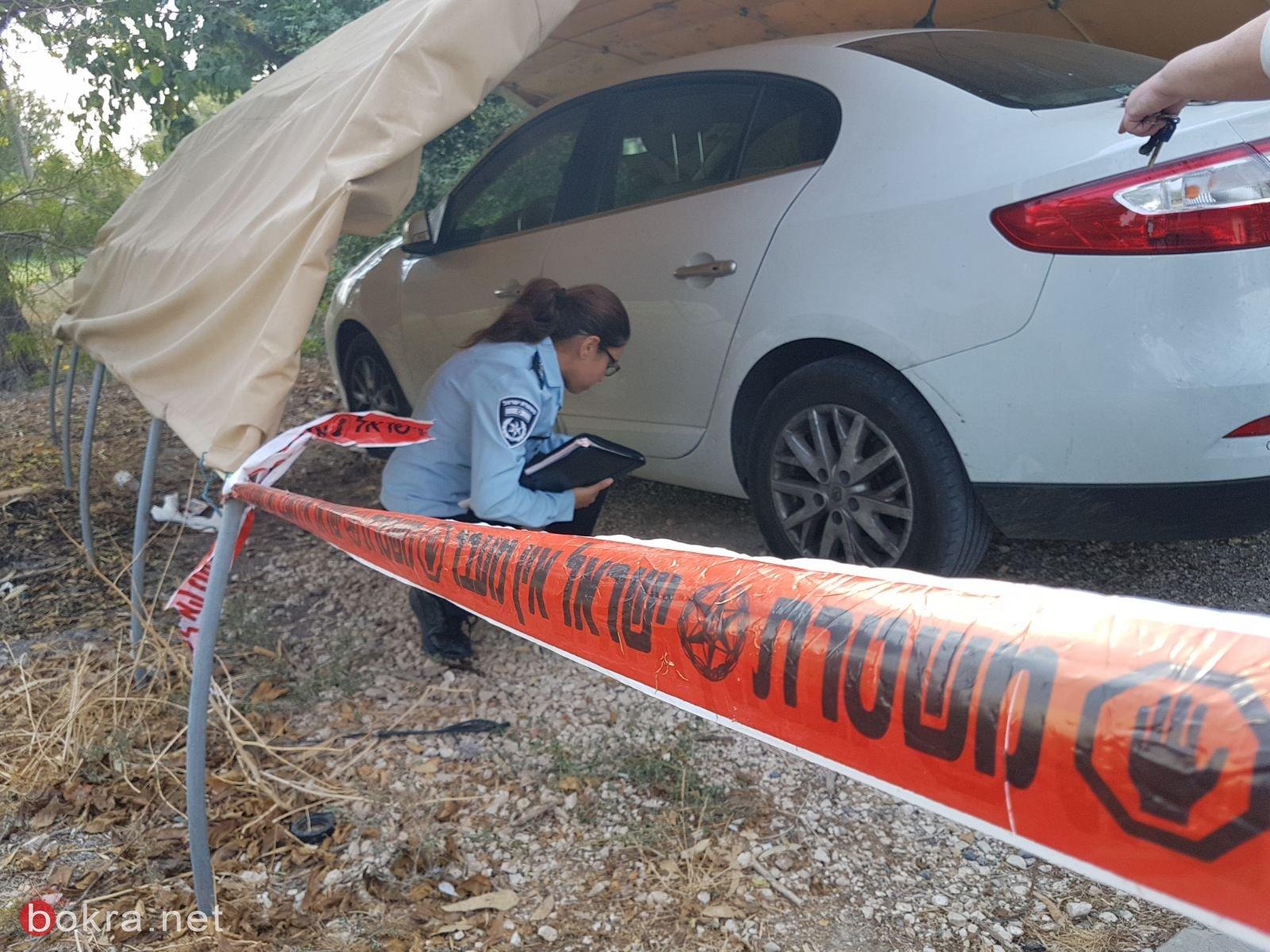 اصابة متوسطة لمواطن من كيبوتس رشفيم جراء اطلاق نار
