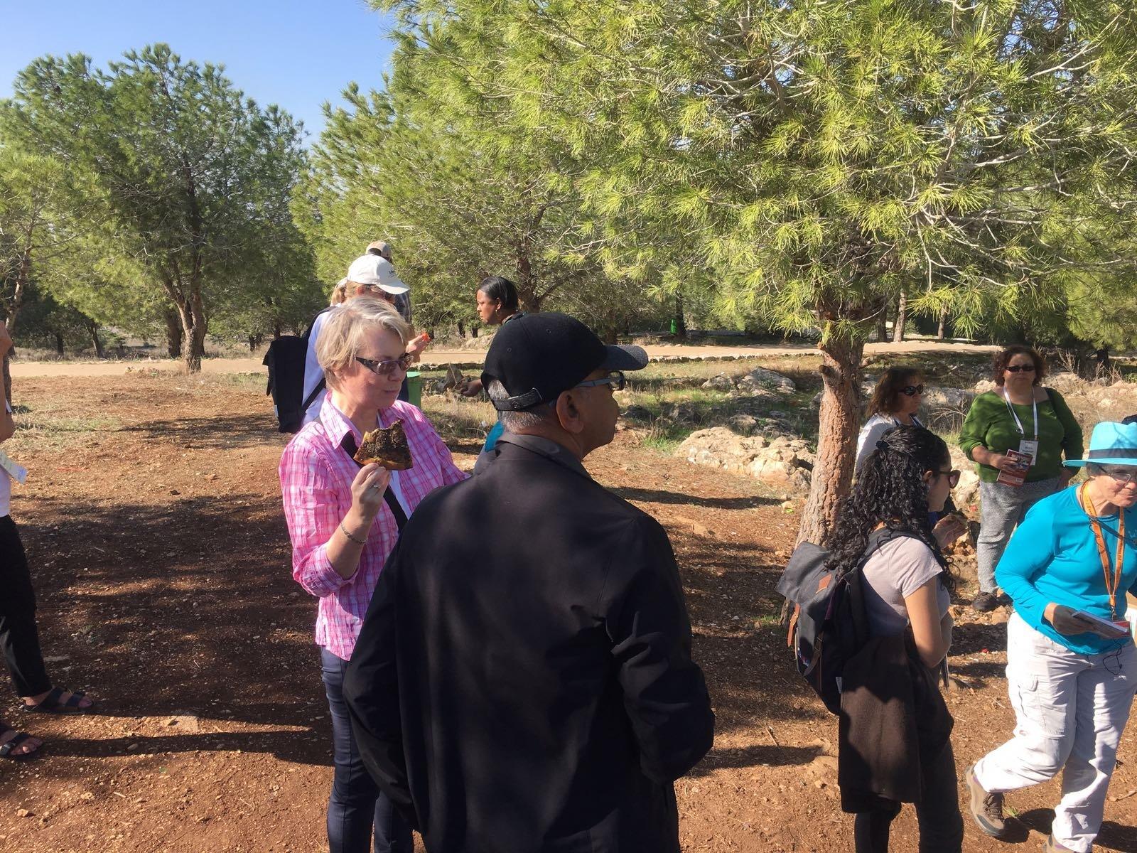 جمعية الناصرة تستقبل 50 وكيل سياحة من العالم!