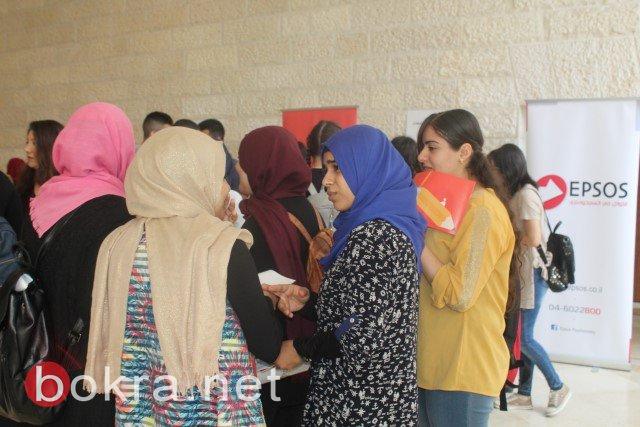 الناصرة: اختتام برنامج تسوفن دروس في الهايتك بحضور مهنديسن ومندوبين من شركات هايتك كبرى