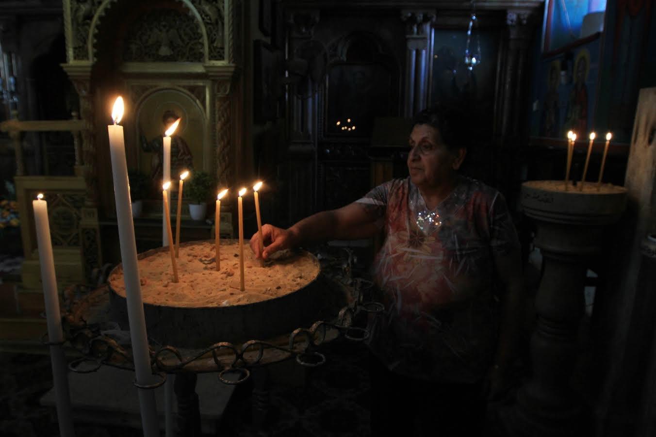 الطوائف المسيحية الشرقية تبدأ اليوم احتفالاتها بـعيد الخضر