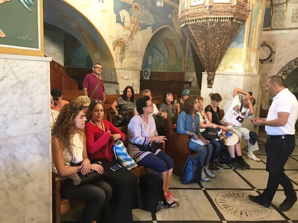 جولة صحافية واعلامية لتسويق الناصرة سياحيًا