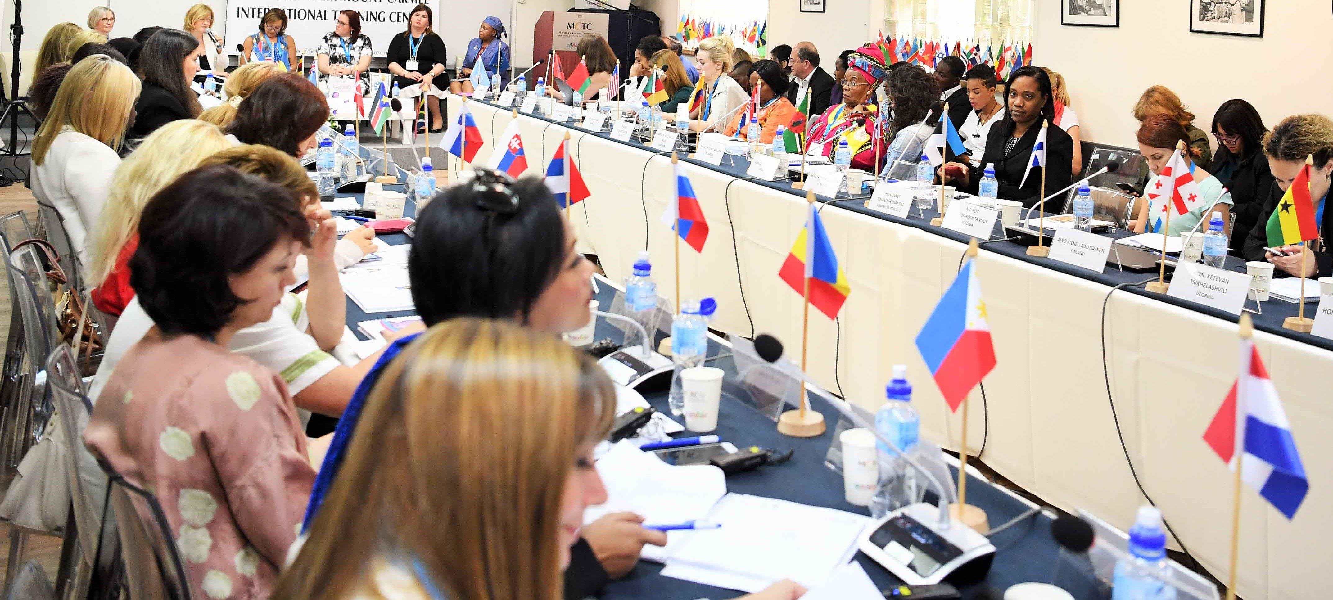حيفا: شبكة نساء قياديات ستعمل لدعم النساء في أنحاء العالم