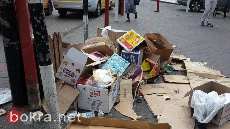 اضراب العاملين في بلدية البيرة مستمر بانتظار قرار العدل العليا