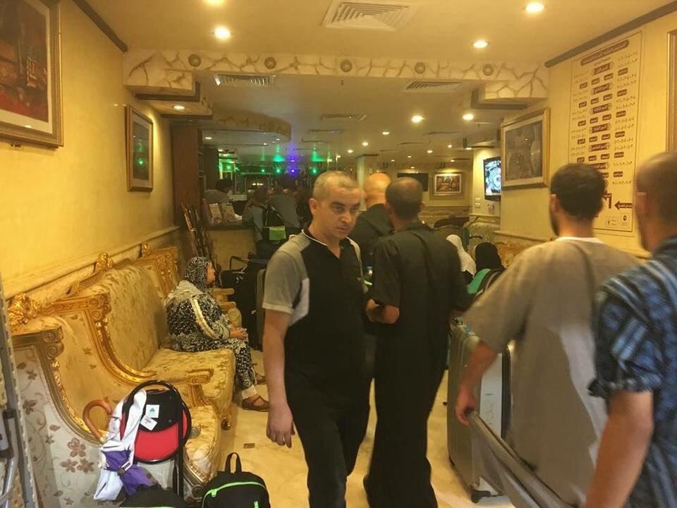 حجّاج فحماويّون لـبكرا: وضعونا في فندق سيئ للغاية