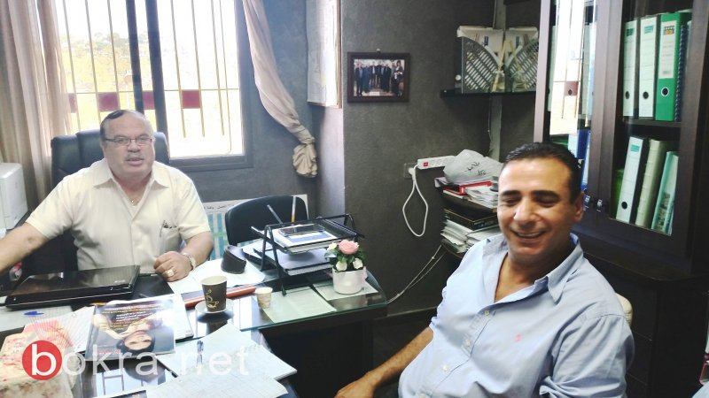 جولة تفقدية في مدارس يافة الناصرة عمران كنانة: نعتز بكم وبإنجازاتكم