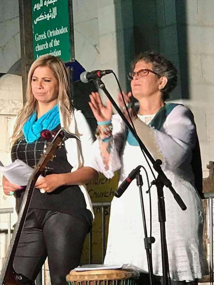 نساء يصنعن السلام في الناصرة