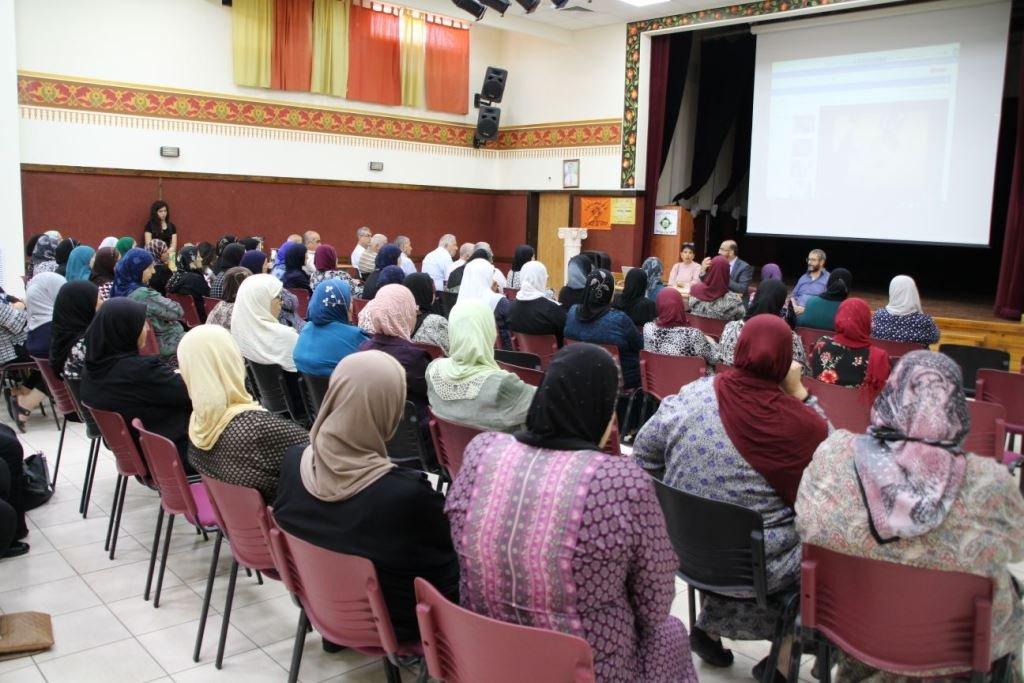 ندوة حول التبرع بالأعضاء في المركز الجماهيري دبوريه