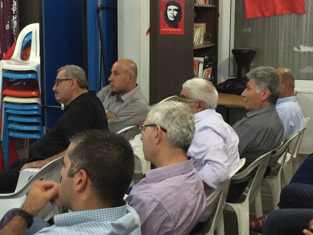 انتخاب  شادي خليلية سكرتيرًا لجبهة يافة الناصرة الديمقراطية