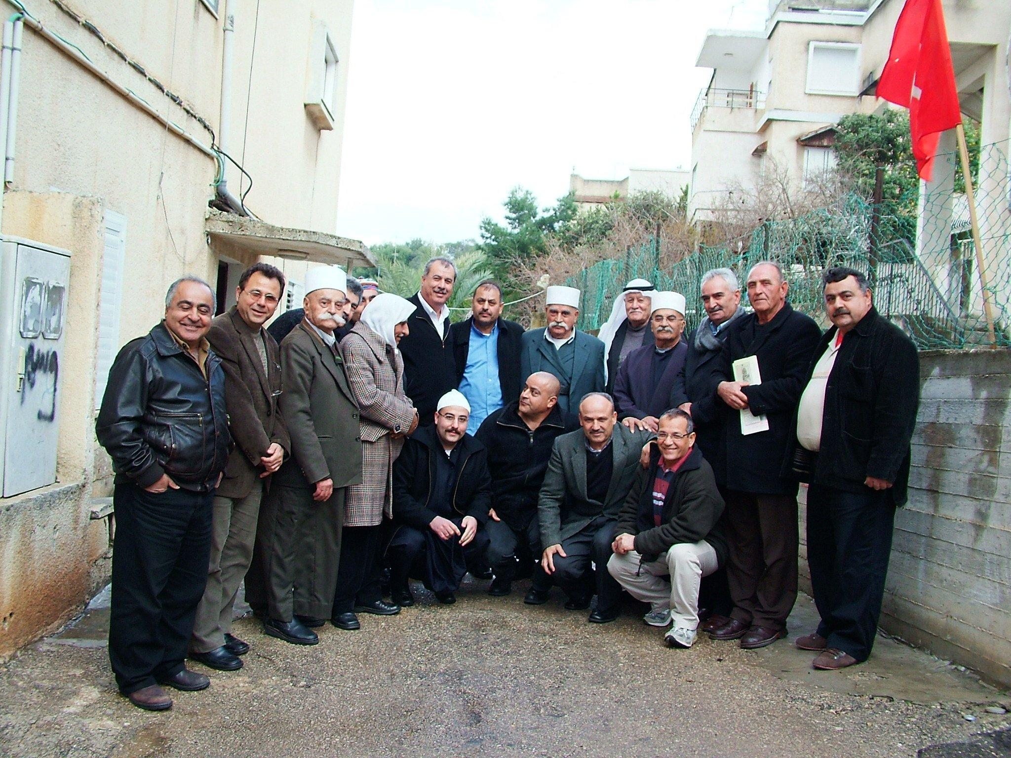 في مقرها في يركا سكرتارية لجنة المبادرة العربية الدرزية تعقد اجتماعها الدوري