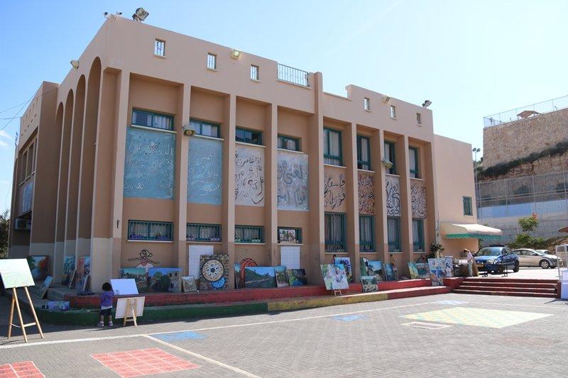 جمعية جوار في الشمال توثق معالم مدينة سخنين بريشة عشرات الرسامين العرب واليهود
