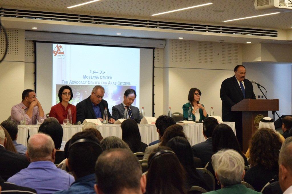 مؤتمر المكانة القانونية للجماهير العربية يوم الجمعة: قصور في استخدام الإجراءات المدنية من قبل ضحايا انتهاكات حقوق العرب