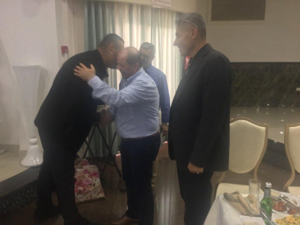 الإعدادية الحديقة (أ) يافة الناصرة تكرم المربي كيلاني كيلاني لتقاعده
