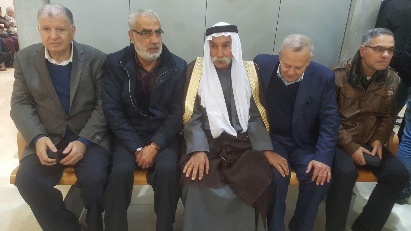 عقد جلسة للاستماع إلى شهود النيابة في قضية الشيخ رائد