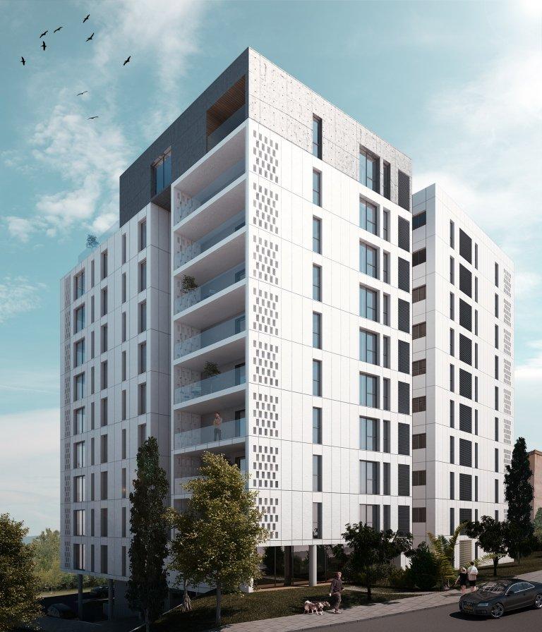 (اللنبي 115) يكشف: طلب متزايد على السكن في مدينة حيفا