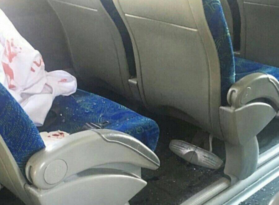 اعتداء على حافلة كانت تقلّ طلّاب وادي عارة لجنين.. سائق الحافلة يتحدّث لـبُكرا