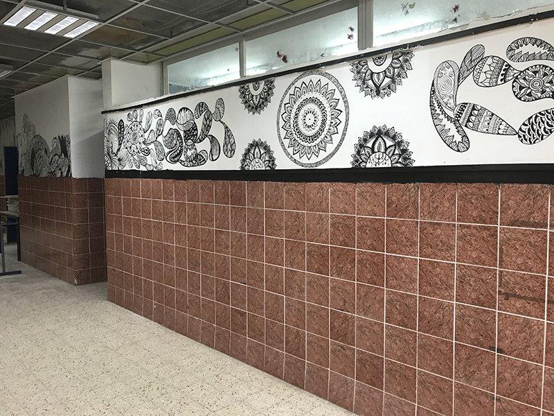 ام الفحم: مدرسة الغزالي تدعوكم للمشاركة بمعرضها الفني القريب