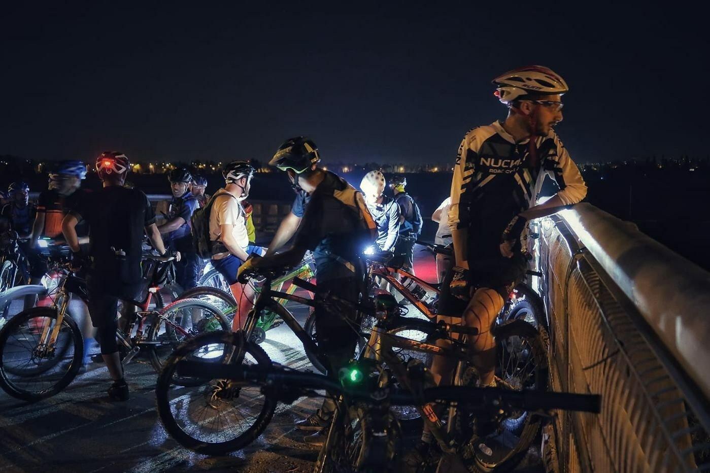 مشاركة فحماوية في ركوب مسافة 44.2 كيلومتر في مرج ابن عامر