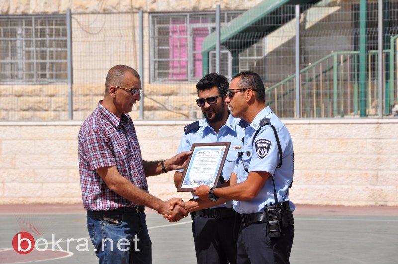 العيسوية: والشرطة تواصل في مساعيها لتعزيز العلاقات والتوعية