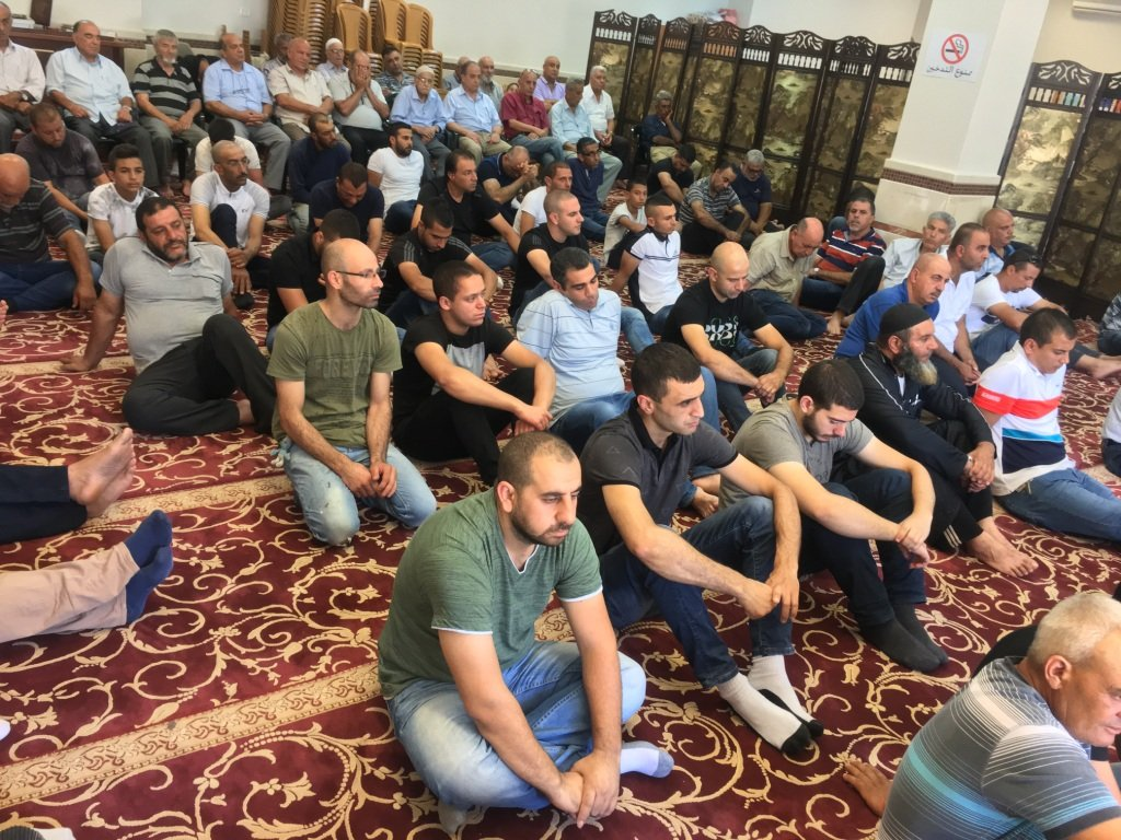 الشيخ موفق شاهين يافة الناصرة يتحدث عن الهزات الأرضية