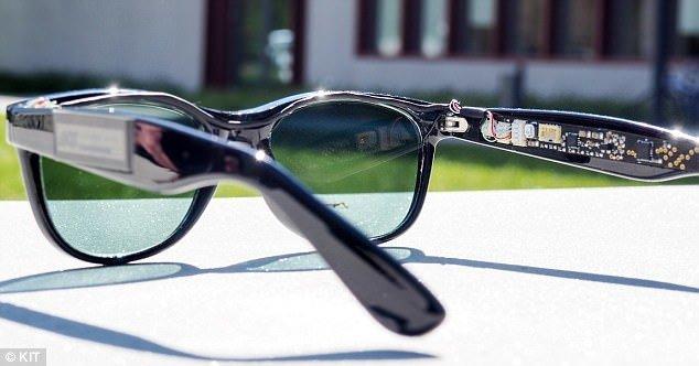قريبا: نظارتك ستشحن هاتفك الذكي!