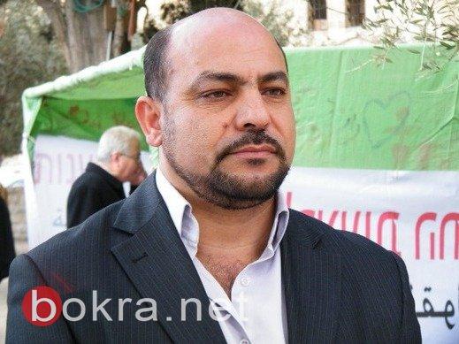 جعفر فرح:مسعود غنايم يرفض دعوة مساواة ويتعانق مع السعدي في استقبال درعي. وغنايم : هنالك مبالغة