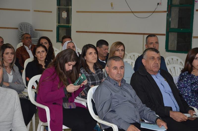 بيت جن: مؤتمر التسويق الالكتروني لدعم المصالح التجارية في القرية