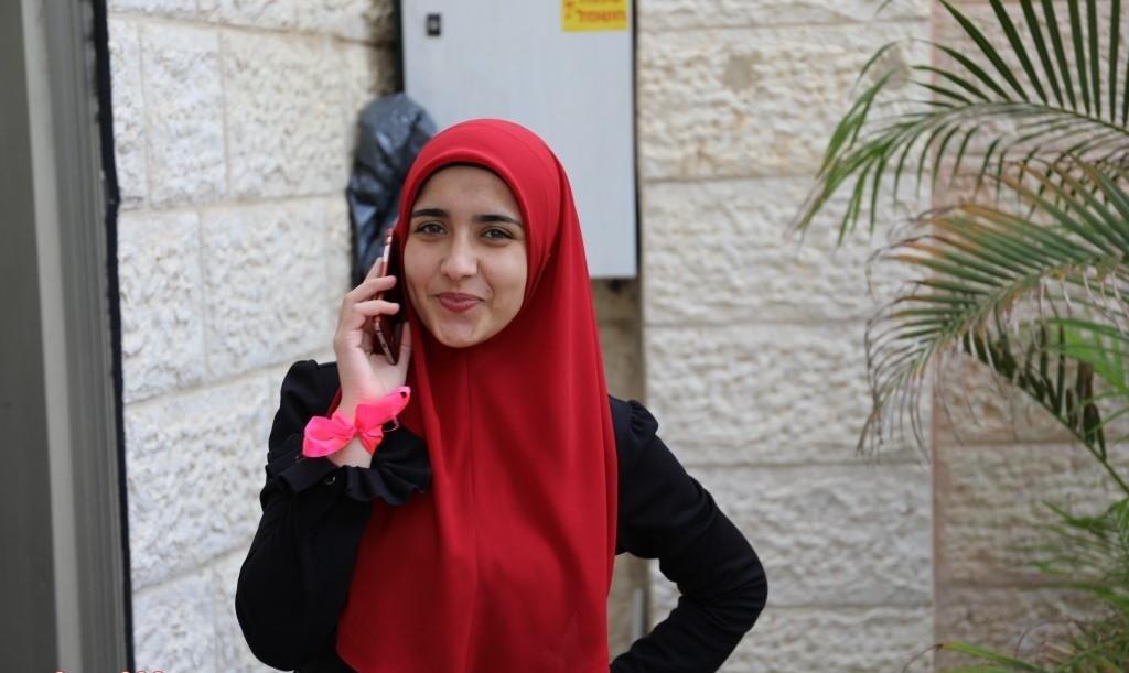 خديجة بدرانة رئيسةً لمجلس طلاب أكاديمية القاسمي