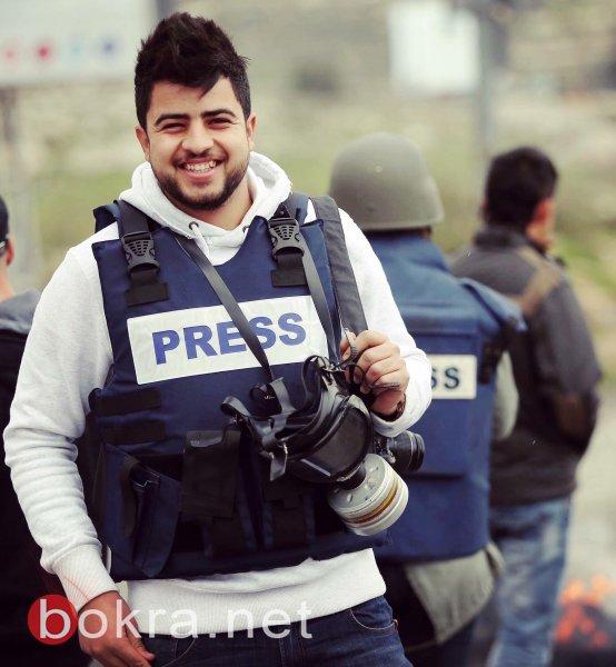 غضب طلّابي فلسطيني اثر اعتقال عمر كسواني
