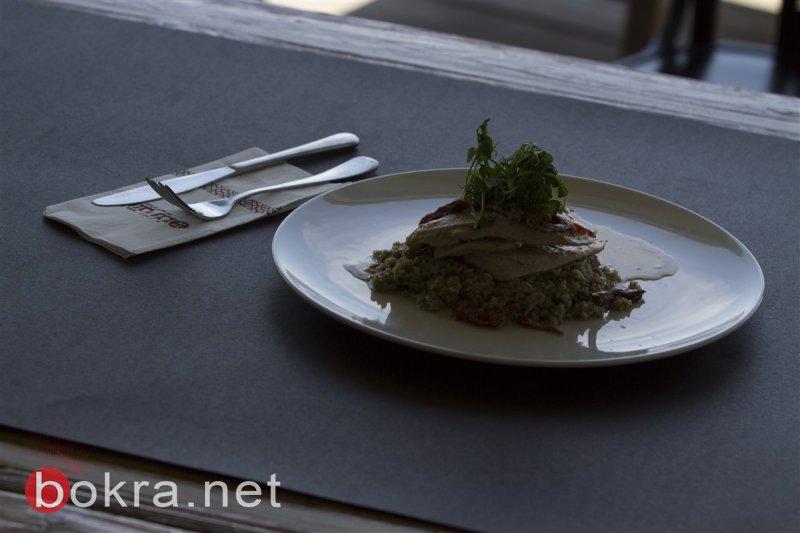 طبختنا بـُكرا: دجاج منقوع باللبن مع فريكة وبندورة مجففة