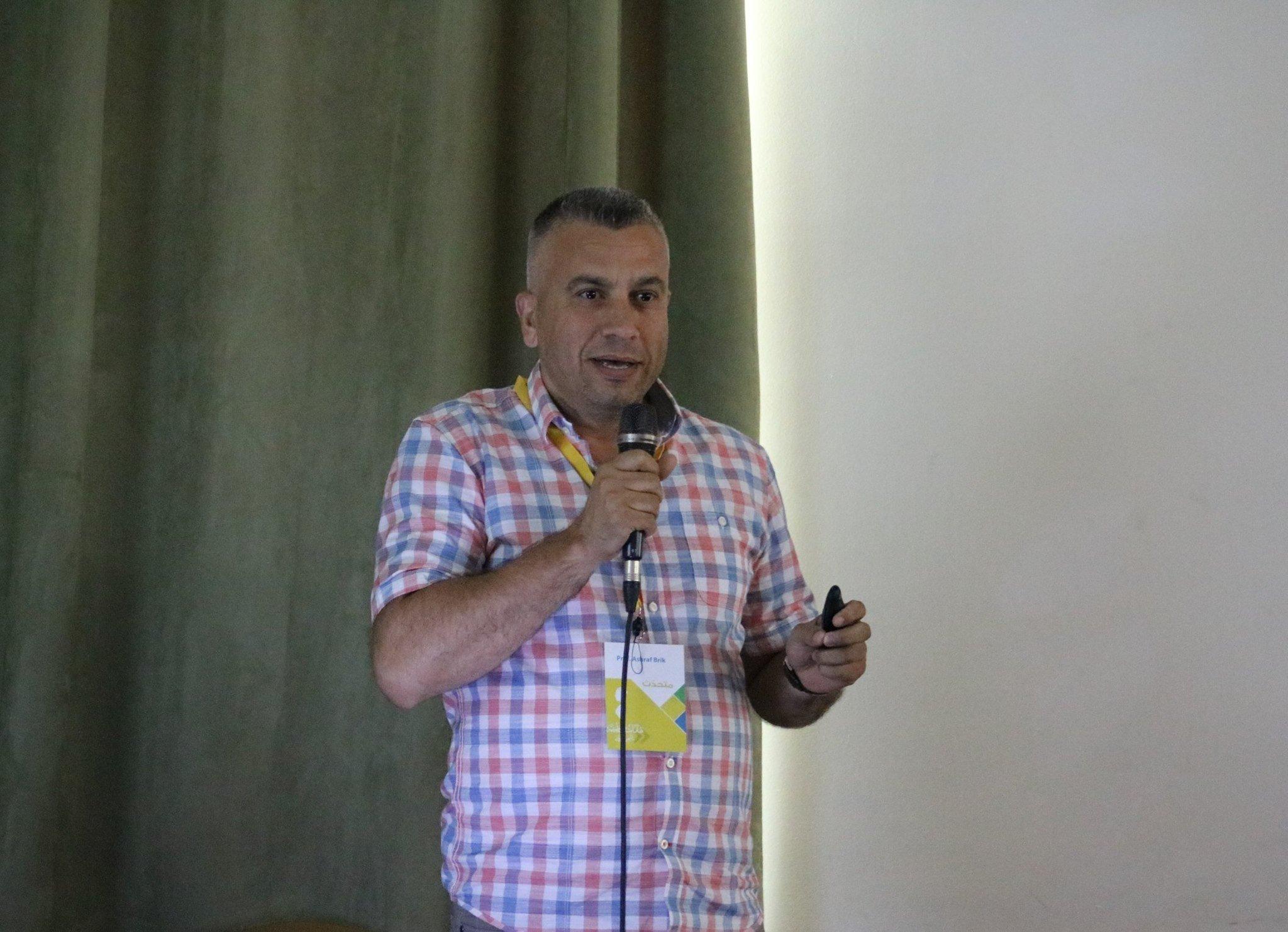 جمعية الجليل في المنتدى الفلسطيني للإبداع والتمييز