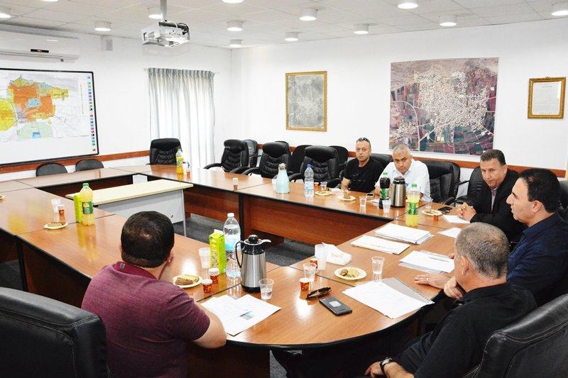 مجلس كفرمندا ينجح برصد 7 مليون شيكل لتطوير المنطقة الصناعية