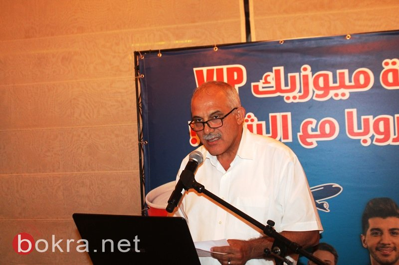 الناصرة : هيثم خلايلة يُيهر الجمهور في حملة XL MUSIC