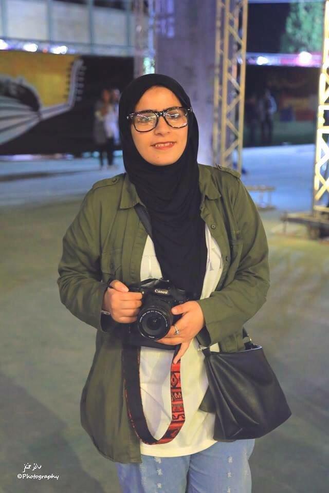 هناء مصري، مبدعة في التصوير، تعرفوا اليها