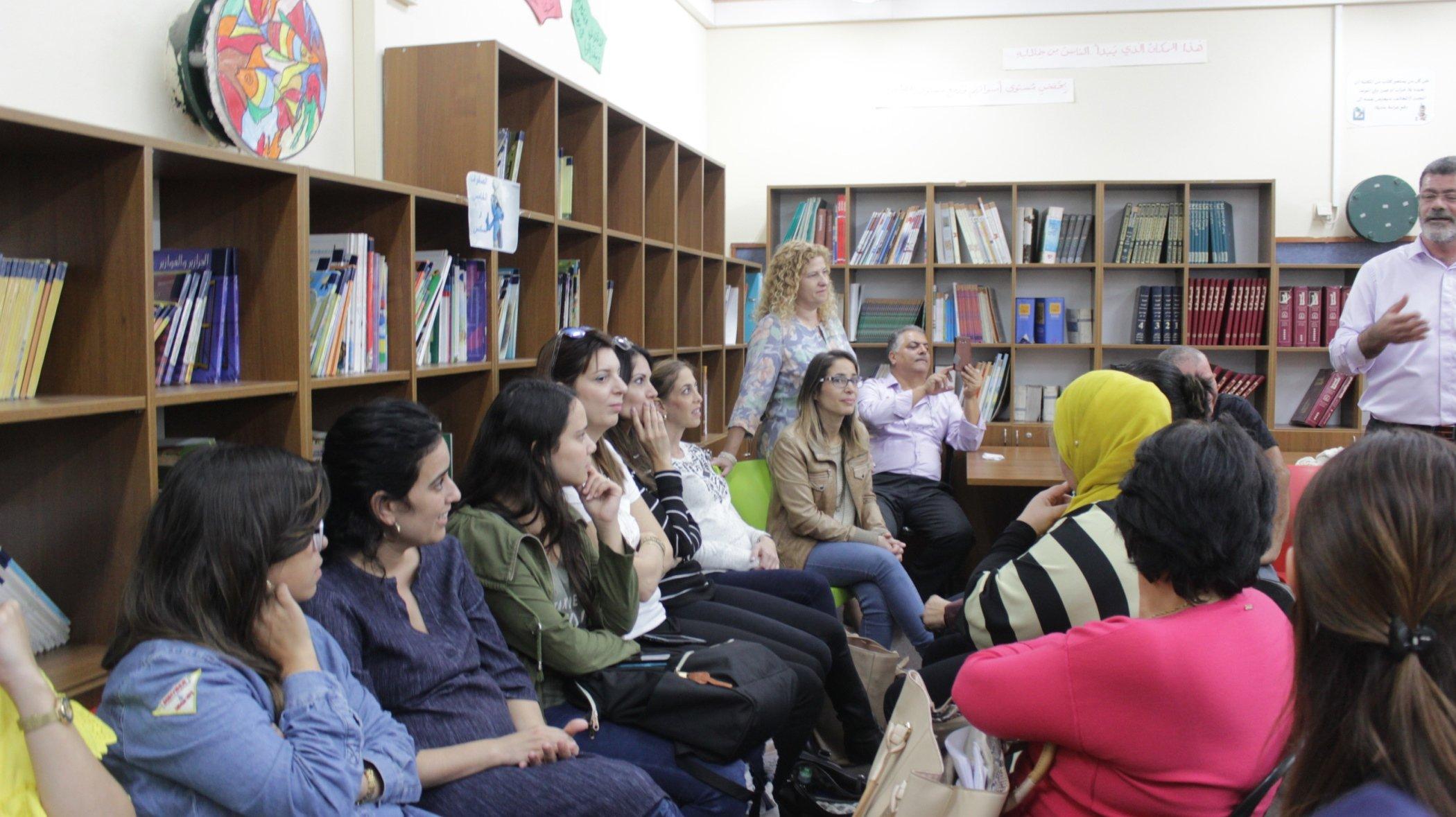مدرسة القسـطل تشارك مشروع هنالك بديل وتعزز الحياة المشتركة