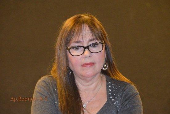 ندوة أدبية للدكتورة كلارا سروجي - شجراوي في الناصرة