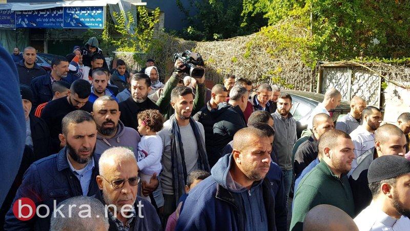بعد صلاة الجمعة .. مسيرات غاضبة في البلدات العربية بالمثلث والجليل
