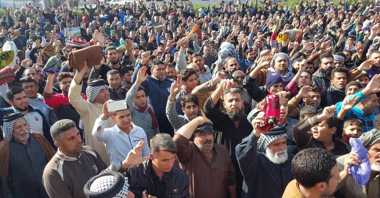 عدا الخليج: مظاهرات واحتجاجات في كل الدول العربية
