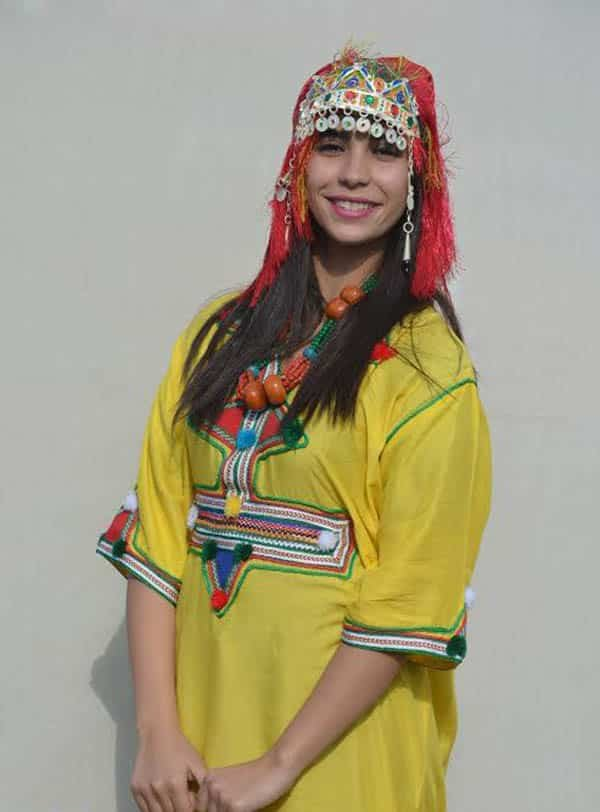 جميلات المغرب يتنافسن لنيل لقب ملكة جمال أمازيغ