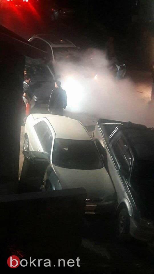 ام الفحم: إصابات اثر حادث طرق