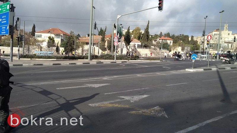 ماراثون تهويدي يخترق شوارع القدس