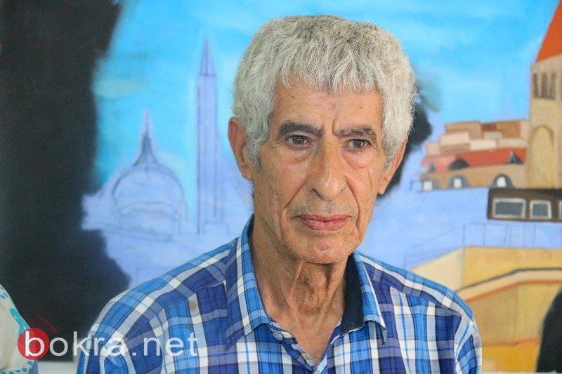 معرض  حكايات  بالناصرة لمرسم محمود بدارنة يحاكي الماضي بكل تجلياته ويربطه بالحاضر