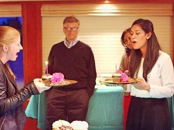 مصري خطف قلب ابنة بيل غيتس أغنى فتاة في العالم 685769992