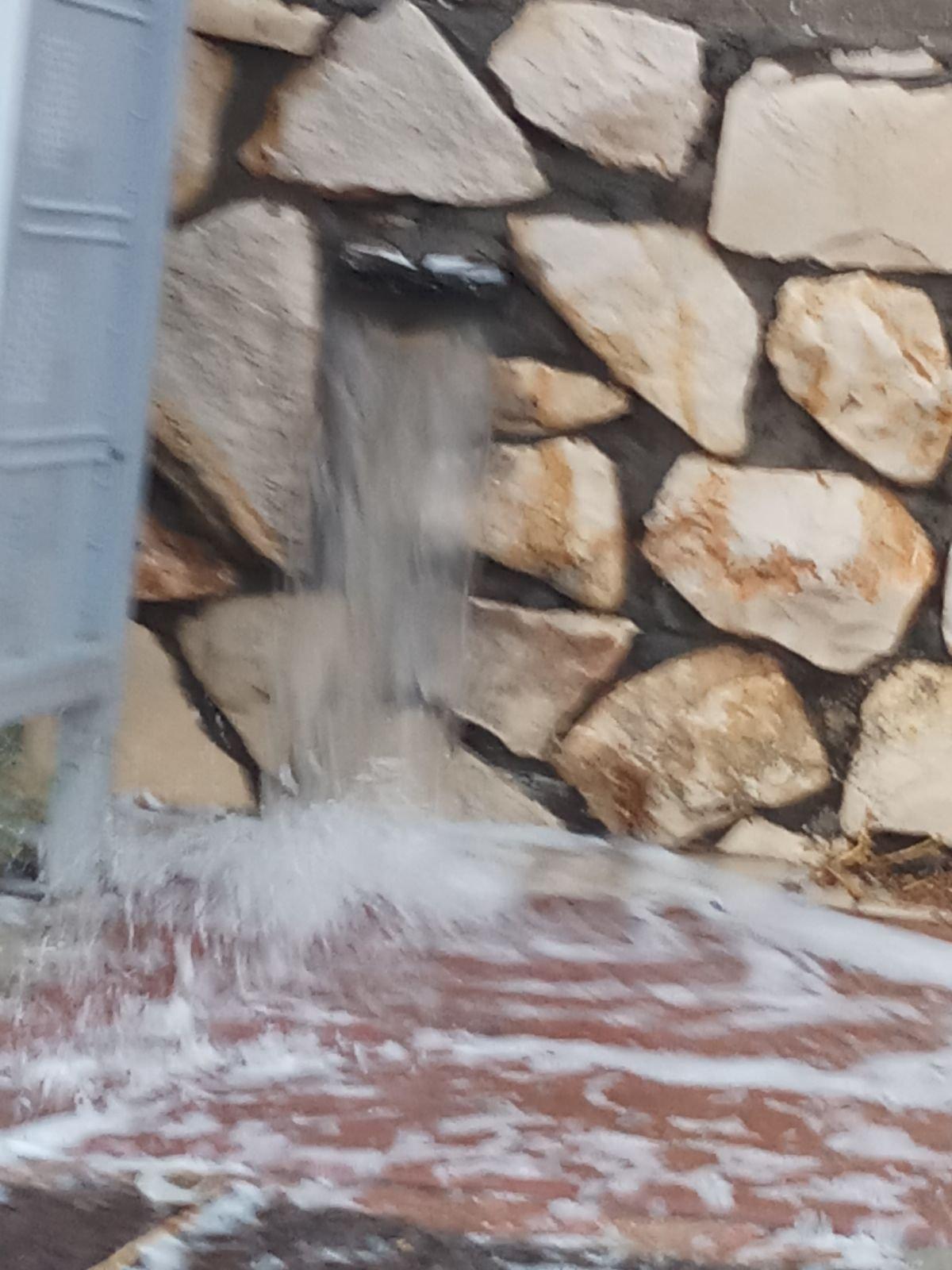 أول الغيث .. هكذا مرّ أول أيام المطر هذا العام ..
